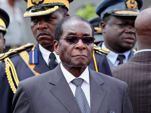 Robert Mugabe (Tsvangirayi Mukwazh / Associated Press)