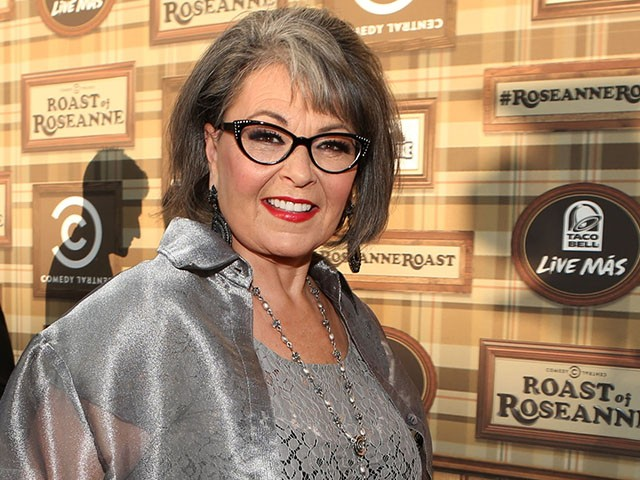HOLLYWOOD, CA - AUGUST 04: Actress/writer Roseanne Barr arrives at the Comedy Central Roast of Roseanne Barr at Hollywood Palladium on August 4, 2012 in Hollywood, California. (Photo by Christopher Polk/Getty Images)
