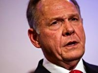 Roy Moore Close Shot