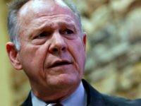 Roy Moore Beleaguered