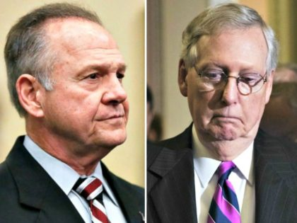 Roy Moore faces mitch-mcconnell
