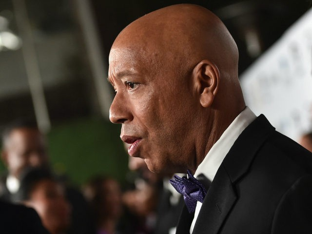 Producer Russell Simmons attends the ALL Def Movie Awards at Lure Nightclub on February 24, 2016 in Hollywood, California. (Photo by Alberto E. Rodriguez/Getty Images)