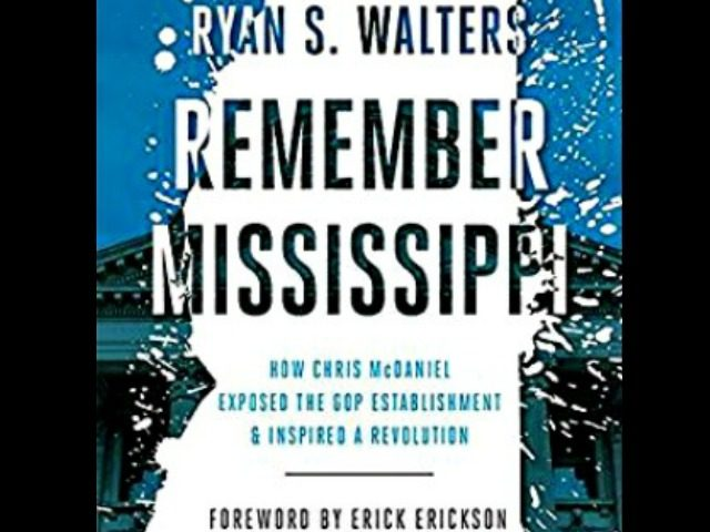 Ryan Walters Remember Mississippi Book Cover