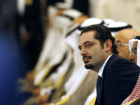 Lebanese Prime Minister Saad al-Hariri (C) attends the opening ceremony of the second 'Kuwait Financial Forum' in Kuwait City on October 31, 2010. AFP PHOTO/STR (Photo credit should read -/AFP/Getty Images)