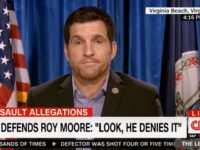 GOP Rep Taylor on Moore: If That 14-Year-Old Was My Daughter, 'I'd Break His Face'