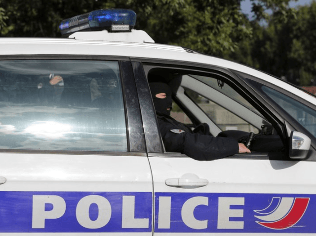 french police france