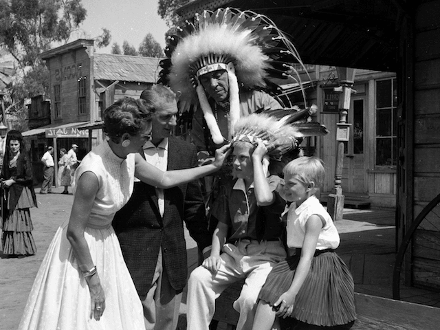 California 1950s (Three Lions / Getty)