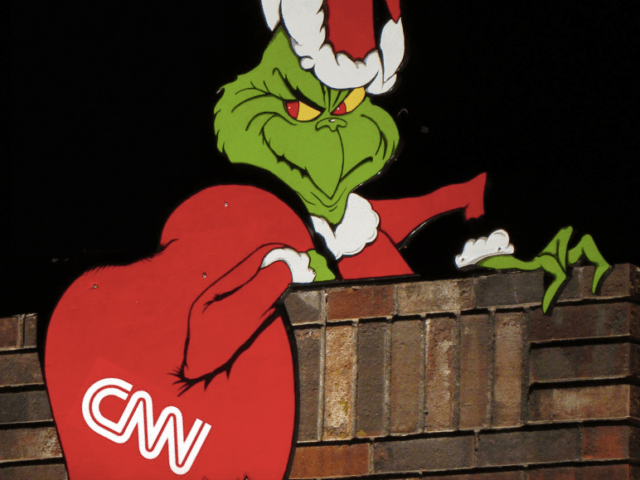 CNN Grinch (Lisa Zins / Flickr / Modified / CC)