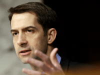 Sen. Cotton Calls for 'Retaliatory Military Strike' Against Iran