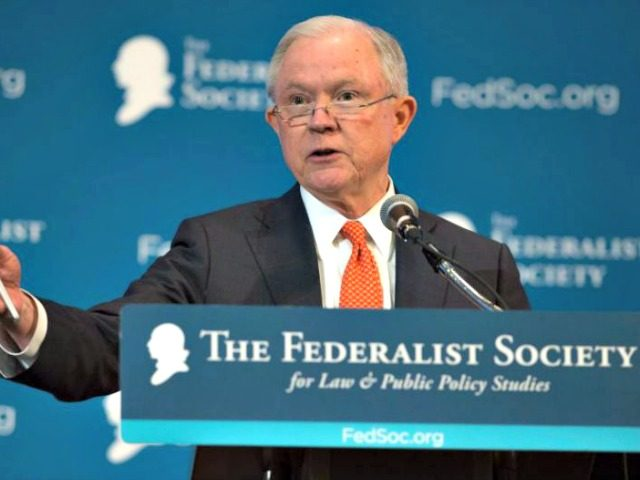 Sessions at Federalist Society