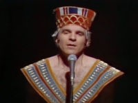 Steve Martin King Tut NBC/Screenshot