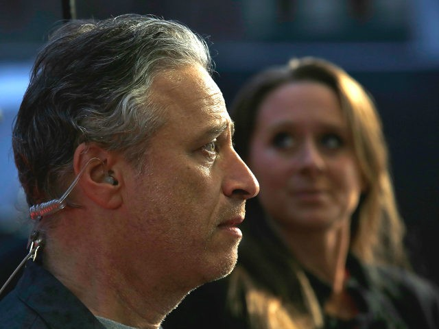 Jon Stewart claims he's 'stunned' by Louis CK's sexual misconduct