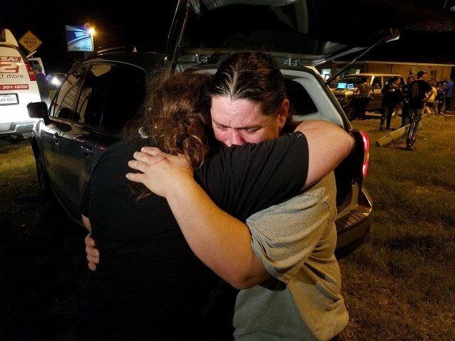 Sutherland Residents Hug