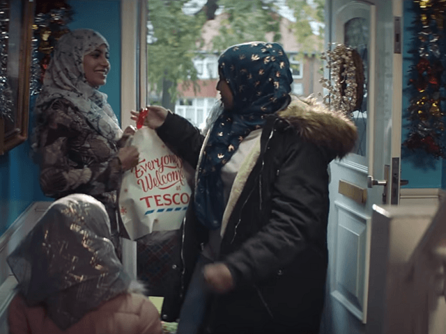 'People are Loving the Diversity!' – Establishment Media Rush to Defend Tesco's Christianity-Free Christmas Ad