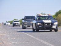 Tamaulipas Police Escort