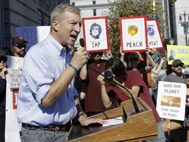 Tom Steyer (Jeff Chiu / Associated Press)