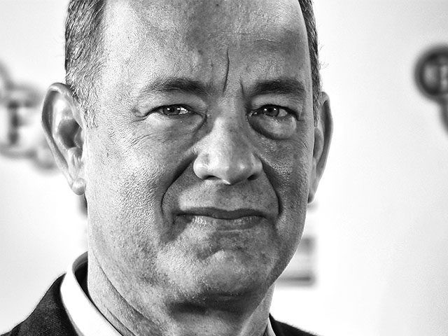 LONDON, ENGLAND - OCTOBER 09: (EDITORS NOTE: This image was processed using digital filters) An Alternative View of actor Tom Hanks as he attends the photocall for 'Captain Phillips' during the 57th BFI London Film Festival at on October 9, 2013 in London, England. (Photo by Tim P. Whitby/Getty Images)