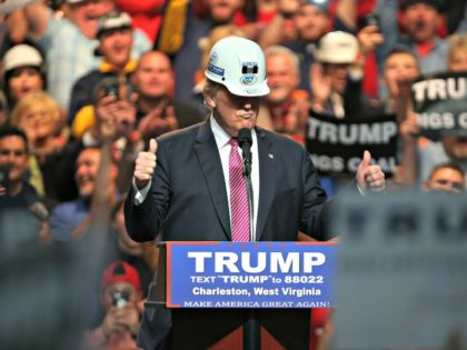 Trump Hard Hats W. Virginia