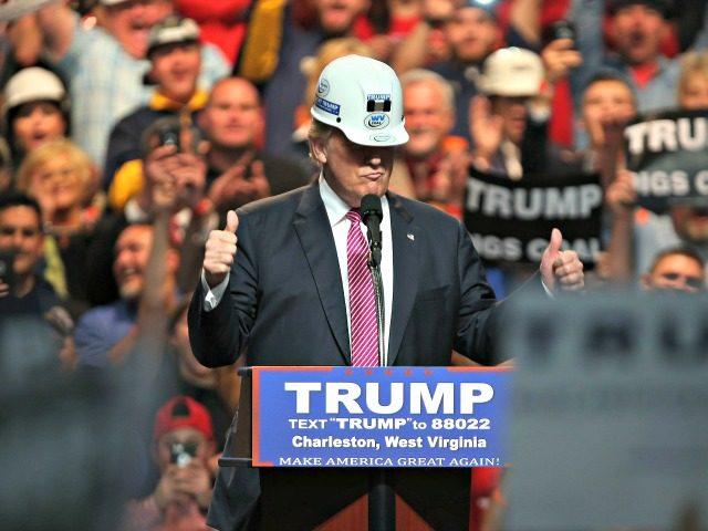 Trump Hard Hats W. Virginia