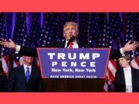 Trump Presidential Acceptance Speech