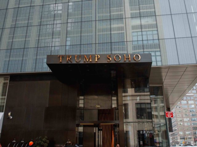Trump Soho (Drew Angerer / Getty)