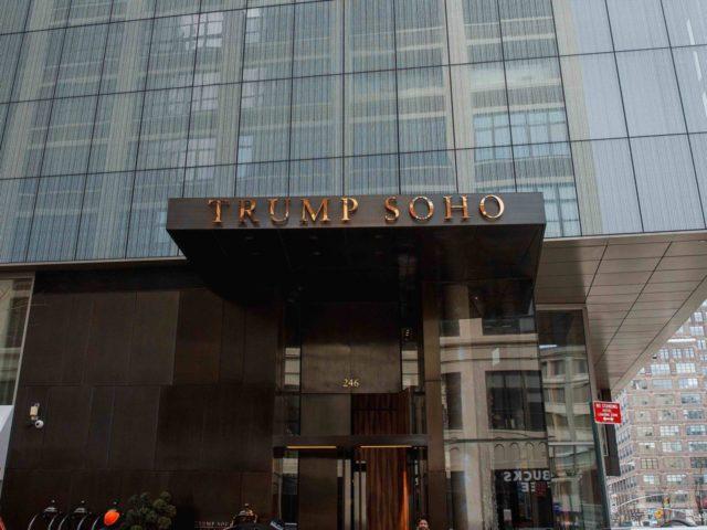 Trump Soho (Drew Angerer / Getty)