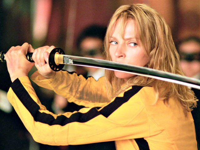 Uma Thurman in Kill Bill: Vol. 1 (2003)