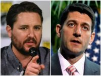 Wil Wheaton and Paul Ryan Getty