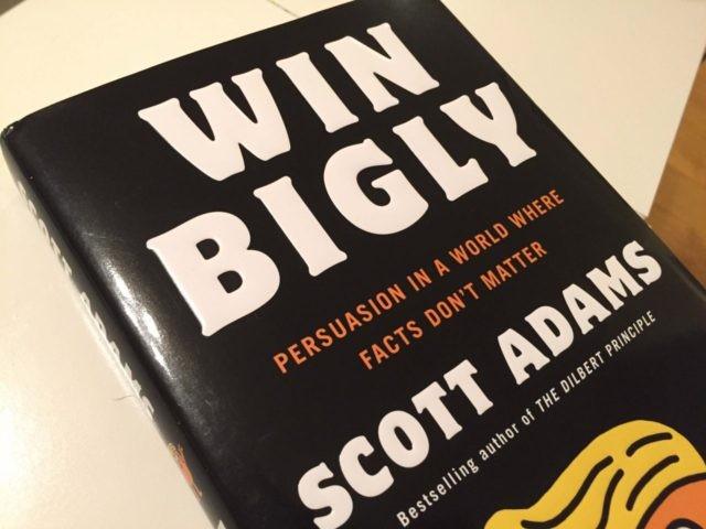 Win Bigly (Joel Pollak / Breitbart News)