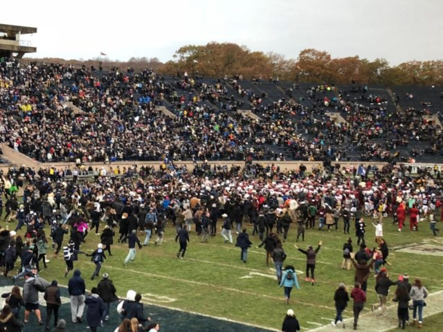 Yale Wins 2017