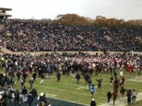 With Nudity, Anti-Trump Chants in the Stands, Yale Beats Harvard on the Field in the Only Game That Matters