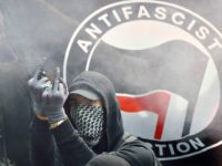 Left-wing Antifa Terrorists Angry over Proposed 'Unmasking' Law