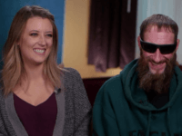 Kate McClure and Johnny Bobbitt reunite for the first time on TV after Bobbitt helped McClure when her car broke down two months ago on I-95 exit ramp in Philadelphia.