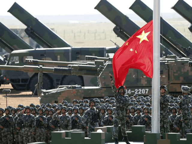 Teeth of the Dragon China Conducts Missile Defense Test to Korean Border