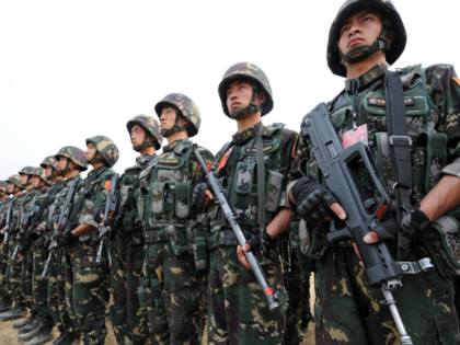 Last week, lawmakers adopted China's first-ever dedicated anti-terrorism law. The new law's most interesting provision, as far as foreign observers are concerned, is an article authorizing the Chinese military to take part in counter-terrorism missions abroad. Will China now join the Syrian, Russian and Iranian-led anti-terror campaign in Syria?