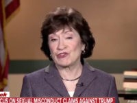 Collins: Sexual Harassment Allegations Against Trump 'Remain Very Disturbing'