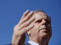 Democrat Doug Jones: The Second Amendment Has 'Limitations'