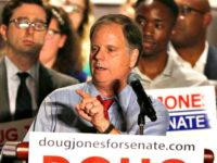 Democrat Doug Jones Tries, Fails to Hide His Support of New Regulations for Gun Shows