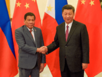 The Philippines, under President Rodrigo Duterte, has chosen to build closer ties in return for billions of dollars in investments and aid from President Xi Jinping's China