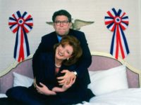 The New York Post received two separate photographs of disgraced Senator Al Franken (D-MN) appearing to grope Arianna Huffington's butt and breast during a photo shoot in 2000.