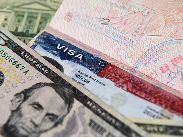 3175243 08/22/2017 US dollar notes and an American visa. From August 23, the United States will stop issuing non-immigration visas in Russia. Sergey Mamontov/Sputnik Sergey Mamontov / Sputnik