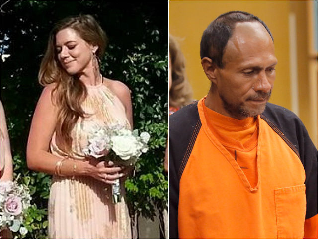 Kate Steinle and Juan Francisco Lopez-Sanchez