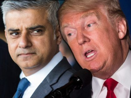 London's Muslim Mayor Calls for Trump Ban After Retweets, Church of England Demands Apology from President