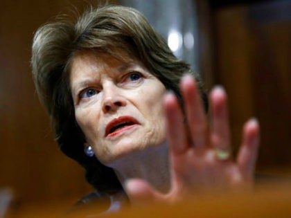Senate Committee on Energy and Natural Resources Chair Sen. Lisa Murkowski, R-Alaska, speaks during a hearing on hurricane recovery, Tuesday, Nov. 14, 2017, on Capitol Hill in Washington. (AP Photo/Jacquelyn Martin)