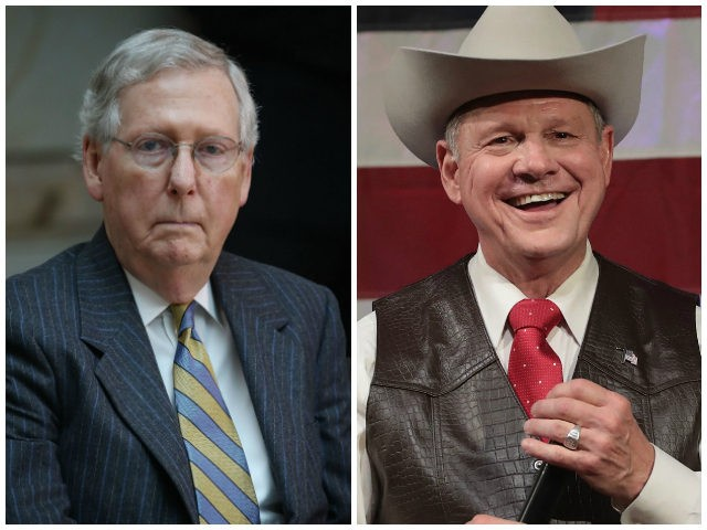 Blunt Speaks Out on Allegations Against Moore