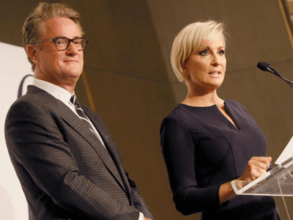 Watch: 'Morning Joe' Mocks Giuliani for CNN Interview, Suggests He May Have Been Under the Influence
