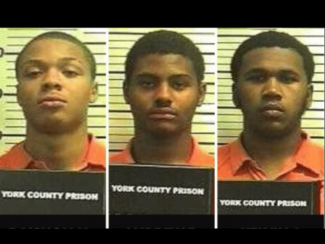 Three 16-year-old boys from Manchester Township have been charged this week in the rape of a 14-year-old girl at gunpoint after leaving the York Fair, according to court documents.