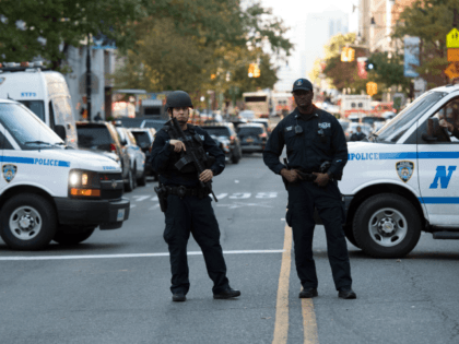 new york terror attack police