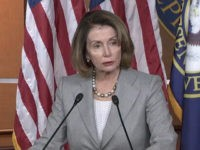 Screenshot of Nancy Pelosi