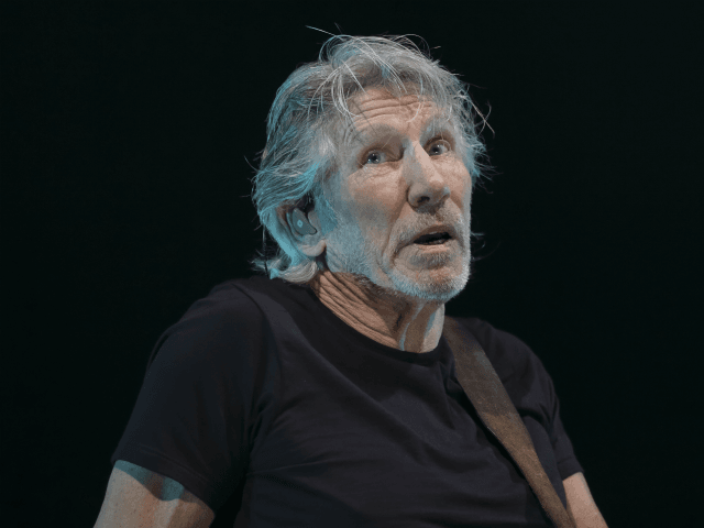 Bassist/Singer Roger Waters performs live on stage at the Verizon Center on Friday, August 4, 2017 in Washington, D.C. (Photo by Brent N. Clarke/Invision/AP